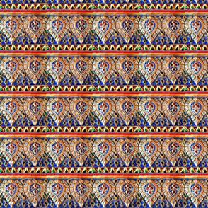 Thai Mosaic Paisley