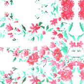 Tiled Flower Pattern