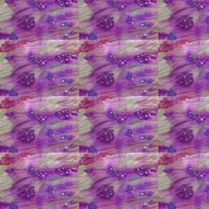 Purple Flower Fantasy