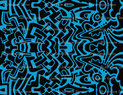 Black and Blue Connection