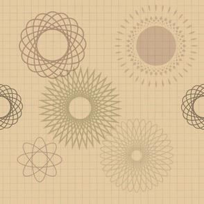 Spiral Spirograph