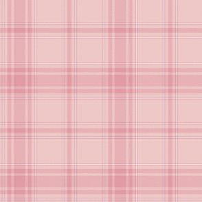 hyacinth pink hiking plaid