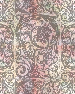 Rosy Baroque Cu