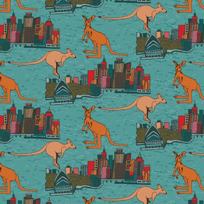 Jumpin' Kangaroos Sydney
