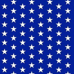 Perfect American Flag Stars