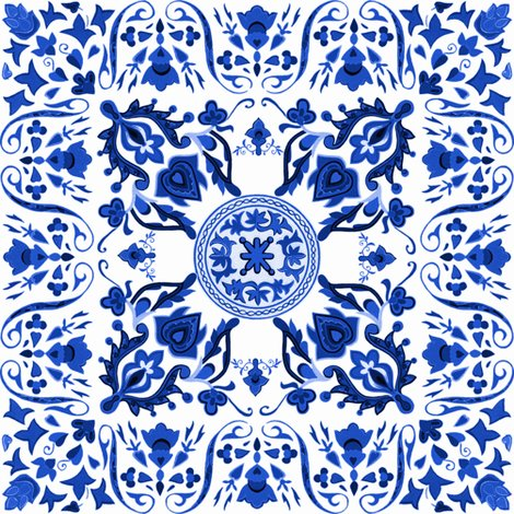 Rramona___tile___blue_and__white___peacoquette_designs___copyright_2014_shop_preview