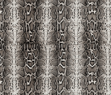 snakeskin all natural fabric by susiprint on Spoonflower - custom fabric