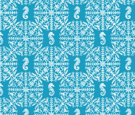 Rrseahorse_damask___chalk_on_caledonian_blue___peacoquette_designs___copyright_2015_shop_preview