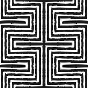 African Tribal Maze