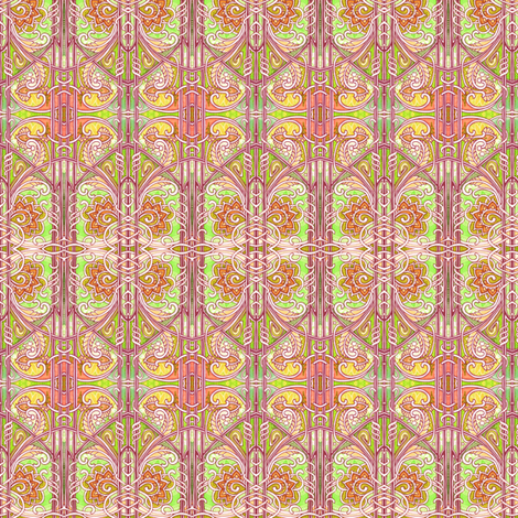 If Not For the Hay Fever fabric by edsel2084 on Spoonflower - custom fabric