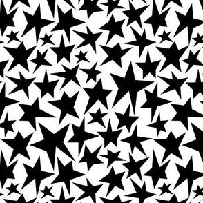 Stars (b&w)