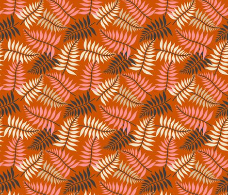 atrium_veranda_fern fabric by holli_zollinger on Spoonflower - custom fabric