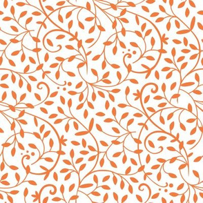 Curly Vine Orange