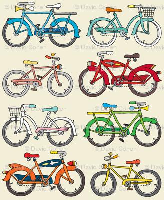 bountiful bicycles! ...bikes a plenty
