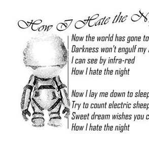 How I Hate the Night
