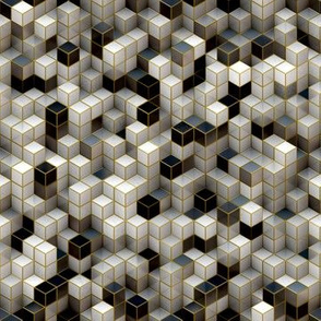 Pewter and Graphite blocks