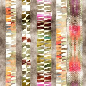 Artist's Kilim Stripe