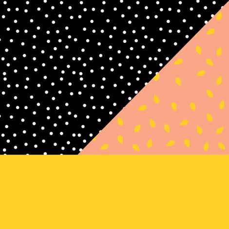 80's polka fun fabric by pencilmein on Spoonflower - custom fabric