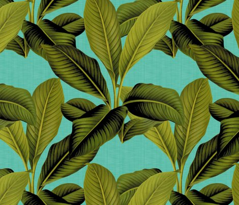 Palm_in_palm___tropical_blue_linen___peacoquette_designs___copyright_2015._shop_preview