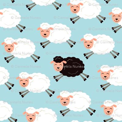 black_sheep_in_a_flock