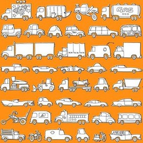 Motoring Madness! Cars & Trucks 4