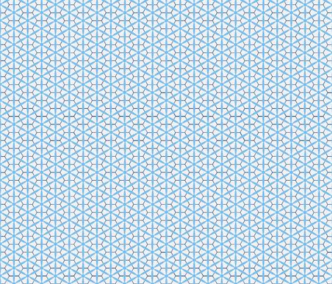 Stream fabric by ari_p on Spoonflower - custom fabric