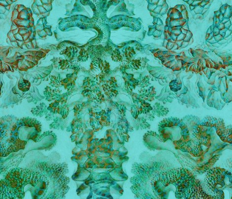 Haeckel_aquatica___coral___mars___peacoquette_designs___copyright_2015_shop_preview