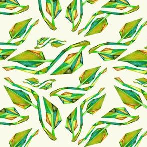 Crystal Leaf Litter