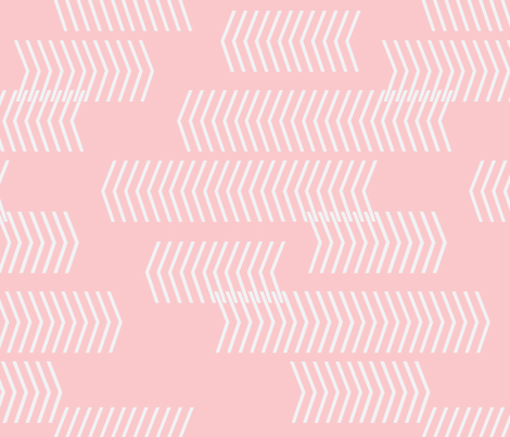 sideways light pink fabric by cristinapires on Spoonflower - custom fabric