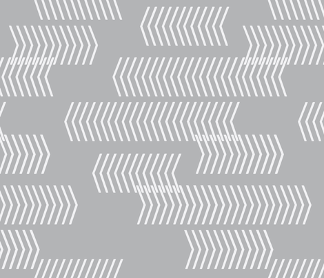 sideways gray fabric by cristinapires on Spoonflower - custom fabric