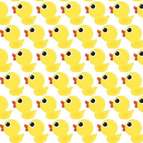 Little Rubber Duckie