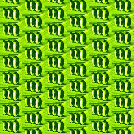 Green Planet fabric by winterblossom on Spoonflower - custom fabric