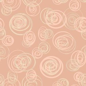 006 modern rose pink simple