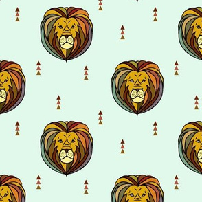 lion // vivid
