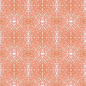 Peach Gossamer Threads