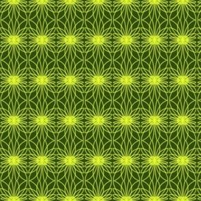 Petals Crochet Lace Yellow