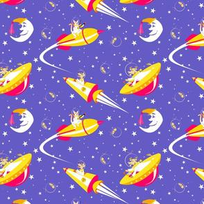 Cosmic Cosmonauts
