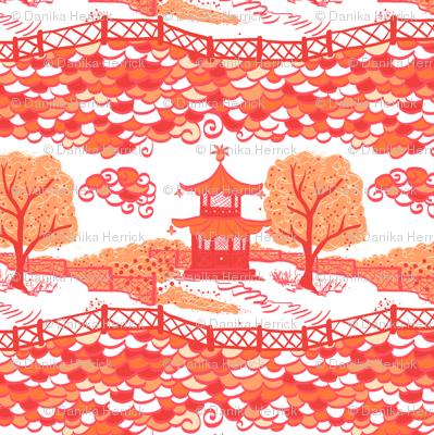 Pagoda cloud in Goldfish-CUSTOM LAYOUT