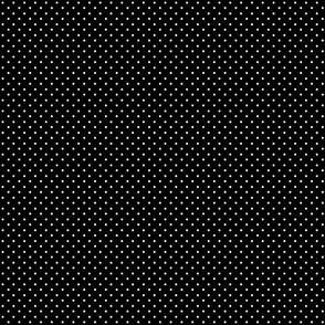 Swiss Dot - Black