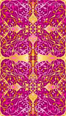 Arabian Nights - Ruby