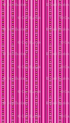 Arabian Nights - Ruby Stripe Skinny