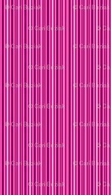 Arabian Nights - Ruby Stripe Plain