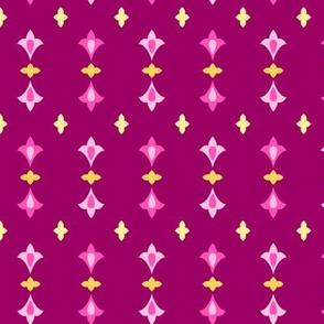 Arabian Nights - Ruby Dots