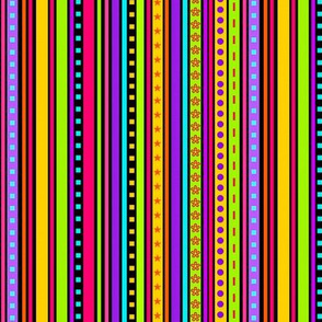 Bright Stripes 2