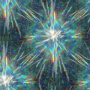 small rainbow sparks
