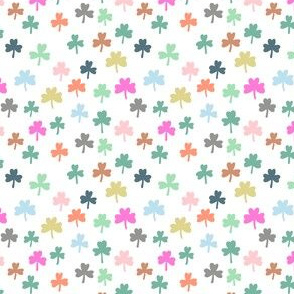 pastel clover