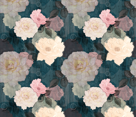 Modern Romance fabric by georgenasenior on Spoonflower - custom fabric