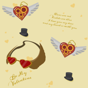 Be My Steampunk Valentine