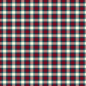 LOVE STRUCK PLAID