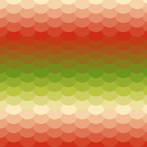 03878403 : scales : apple snake fabric by sef on Spoonflower - custom fabric